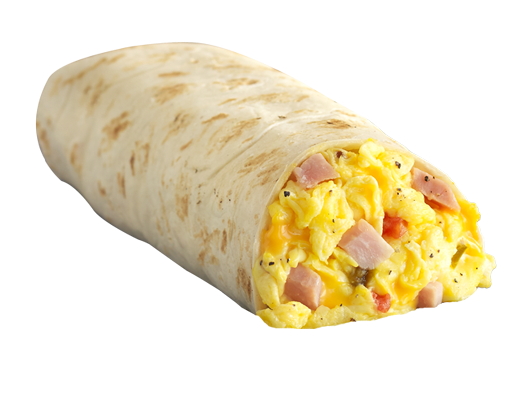 Western Omelet Breakfast Burritos - Bulk Pack