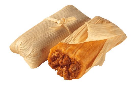Beef Tamales (With Labels) - Bulk Pack FSW